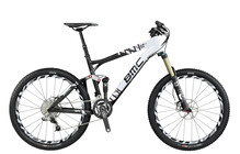 BMC trailfox TF01 vtt suspendu X.O blanc